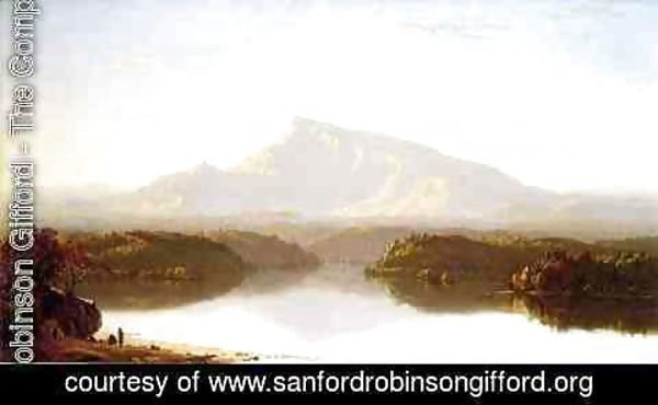 Sanford Robinson Gifford - The Wilderness