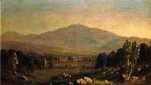 Sanford Robinson Gifford - Mount Washington
