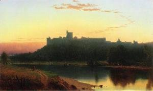 Sanford Robinson Gifford - Windsor Castle
