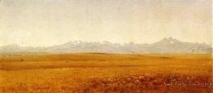 Sanford Robinson Gifford - Long's Peak, Colorado