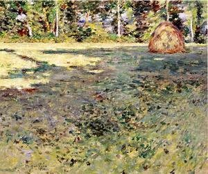 Sanford Robinson Gifford - Afternoon Shadows 1891