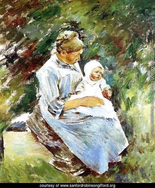 Mother and Child 1892
