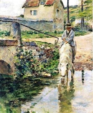 The Watering Place 1891