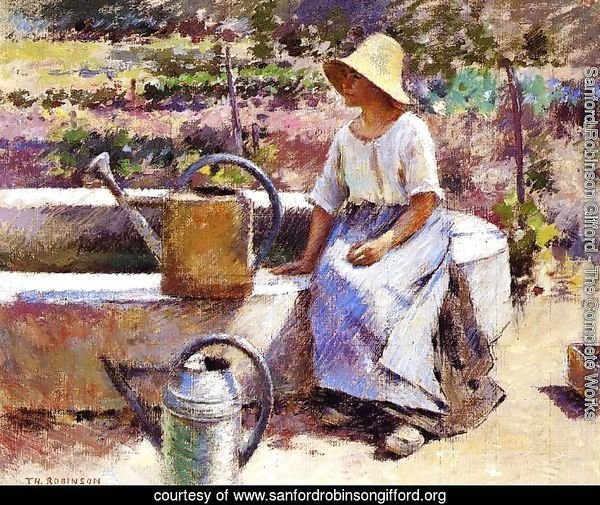 The Watering Pots 1890