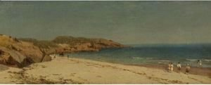 Along The Beach, Cape Ann, Massachusetts